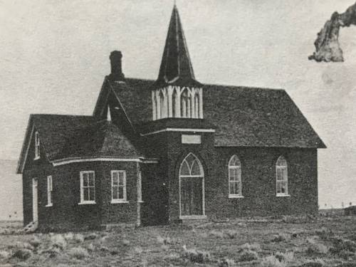 Mormon Church at Eastdale later used by Seventh Day Adventists.